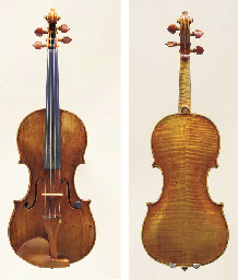 A Violin by Lorenzo Carcassi,