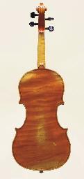 A Violin by Eckart Richter, Ma