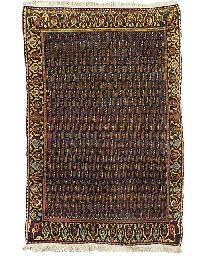 A PERSIAN TRIBAL RUG