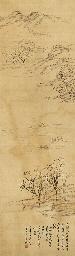 SONG JUE (1576-1632)