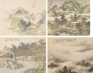 VARIOUS ARTISTS (18TH-19TH CEN