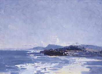 Coastline from Lorne, Victoria