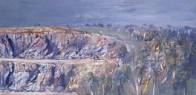 Quarry near Gawler