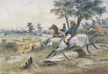 The Kangaroo Hunt