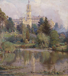 Government House, Melbourne, f