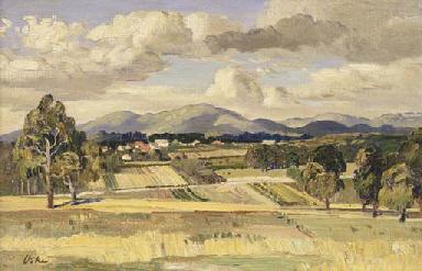 Cloud Shadows, Dandenongs