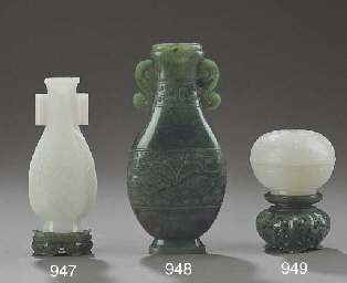 A FINE WHITE JADE SEAL-PASTE B
