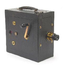 Ensign cinematographic camera