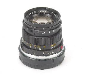 Summicron f/2 50mm. no. 240711