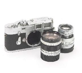 Leica M3 no. 1077478