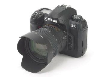 Nikon D100 no. 2245826