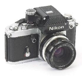 Nikon F2 no. 7695100