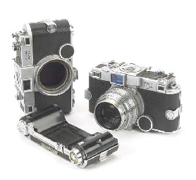 Ektra II camera un-numbered