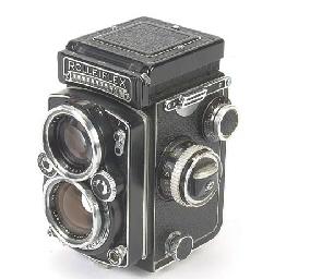 Rolleiflex TLR no. 1625811