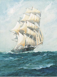 Cutty Sark, British clipper
