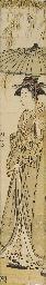 Kiyonaga (1752-1815)