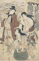 Utamaro II (d. ca. 1831)