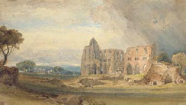 Dundrennan Abbey, Kirkcudbrigh