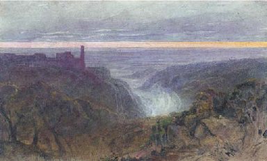 'A Length of bright horizon ri