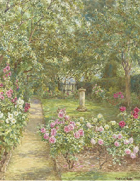 A Secluded Garden