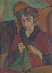 Portrait of Molly MacCarthy