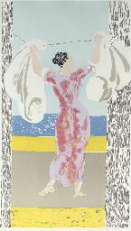 Standing Woman, 1974