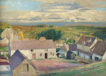 The artist's farmhouse, Glouce