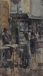The little tea shop, Dieppe