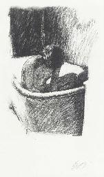 Le bain (deuxième planche) (Bo