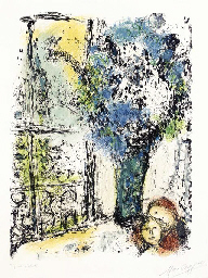 The Blue Bouquet (M. 710)