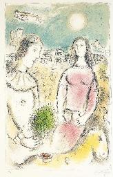 Couple at Dusk (M. 972)
