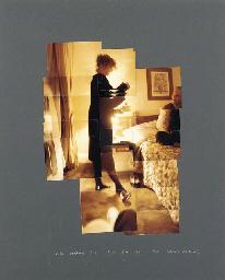 Celia Making Tea (N.Y. Dec 198