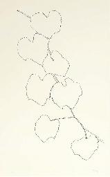 Grape Leaves II; and III (A. 9