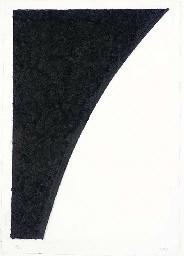 Colored Paper Image I (White C