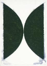 Colored Paper Image II (Dark G