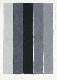 Colored Paper Image IX (Four G