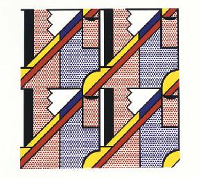 Modern Print (C. 103)