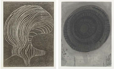 Furrows, New York, Peter Blum