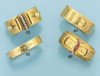 A 19th century Russian, gold,