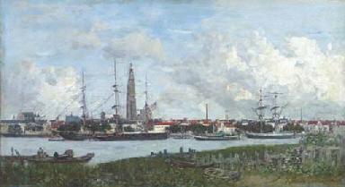 Anvers, Le port
