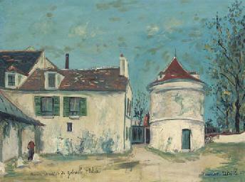 La maison de Gabrielle d'Estré