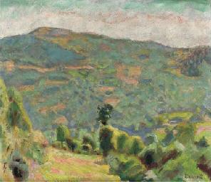 Paysage de Haute-Savoie
