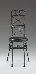 Chaise, modèle Fondation Maegh
