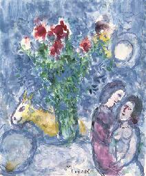 Bouquet à l'âne jaune