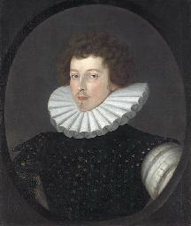 Portrait of Sir Henry Kingsmil