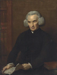 Portrait of Dr. Richard Price,