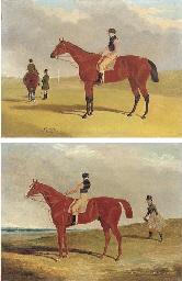Matilda, winner of the 1827 St