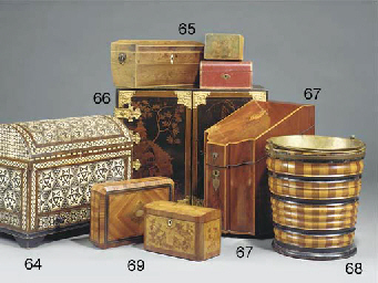 A French marquetry veneered te