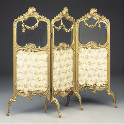 A GILTWOOD AND COMPOSITION THR