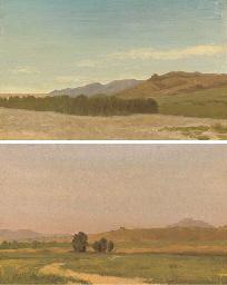 The Plains Near Fort Laramie;
